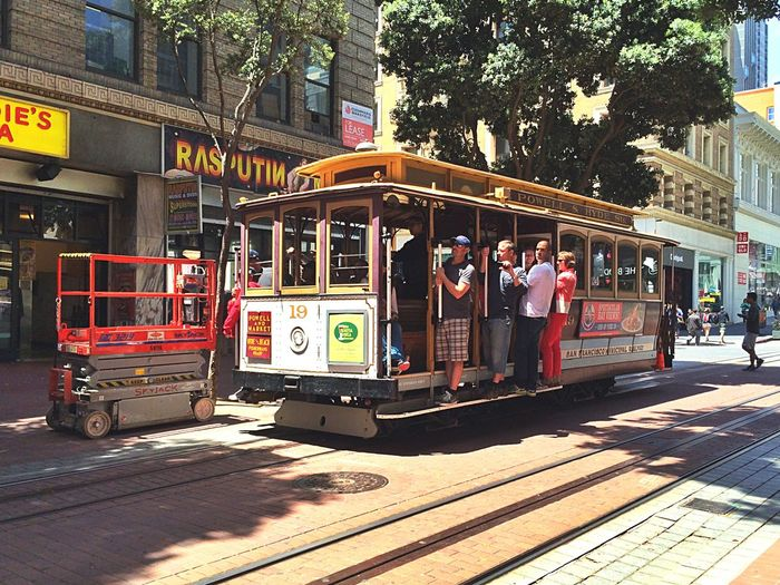 Chance Encounters an old SF picture from 2014 City City Street Street Outdoors People Adults Only Adult Day City Gate Tram San Francisco Cars & Trucks San Francisco San Francisco Streets Streetphotography Street Photography Streetphoto_color Traveling Travel Destinations Travel Photography Travelling The City Light Neighborhood Map Let's Go. Together. Done That. California Dreamin