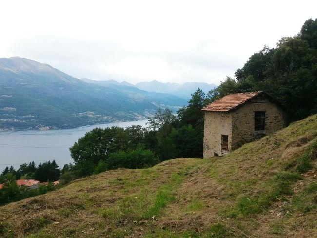 Landscapes Lago Lecco Lakecomo Water Giornata Uggiosa
