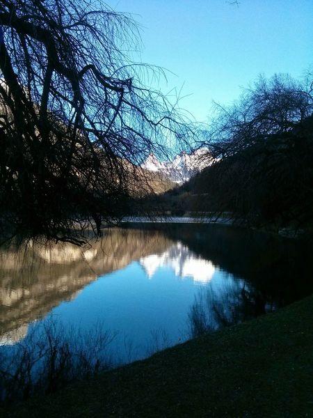 lake-lac-lauzet-ubaye Lake Vallee De L'ubaye montagne Mountains Montagne