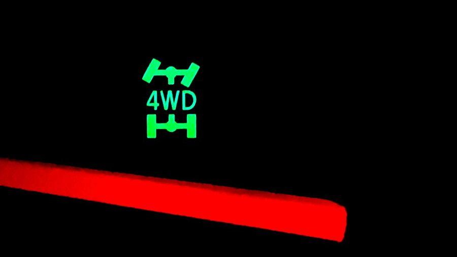 4wd Nissan Xtrail Nissan X-trail Red Green The Drive