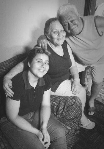 Véinha & Véinho... Família Alicerce Minhavida