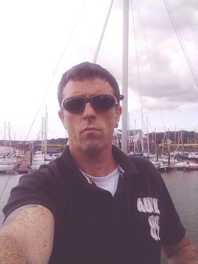 Selfie Shades Yatch Marine