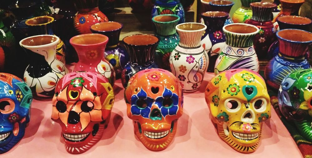 Sugarskull Dia De Los Muertos Mexican Mexico Artesanal Colorful No Location Needed Capture The Moment Taking Pictures