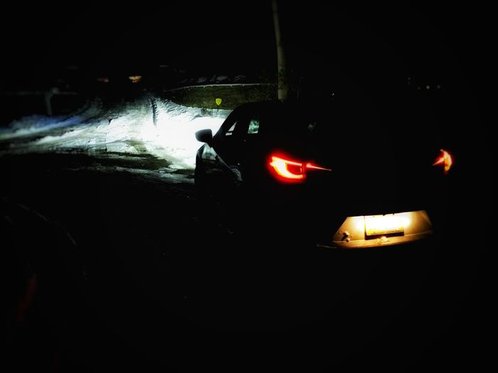 Car Transportation Car Interior Indoors  Land Vehicle Vehicle Interior Illuminated No People Close-up Night Dashboard New York Long Island, Ny Mazda Cx-3 Mazda Cx3 LED Led Lights  Car Snow Winter Wintertime Winter Wonderland Night Lights