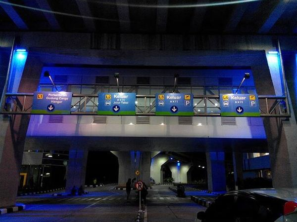 terminal kedatangan di Bandarasepinggan Balikpapan Kaltim INDONESIA Lenovotography Pocketphotography Photostory Lzybstrd