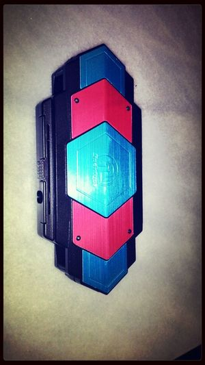 Ps vita 1000 - Spartuc's custom case