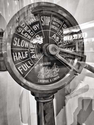 "Authentic Prop from the movie ""Titantic. Robinsonvillems Hollywoodcasino Blackandwhite Monochrome Thetitantic"