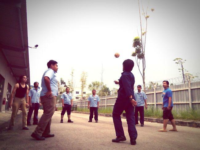 Sepak takraw Sports Takraw Work Out Fun Times Eyem Best Shots Freinds Teamwork Malaysia Enjoying Life Relaxing Time