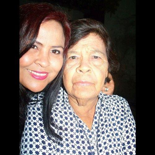 Con mi amada madre el 10demayo