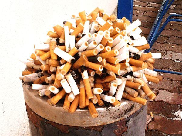 Ashtray  Cigarette  Dont Smoke