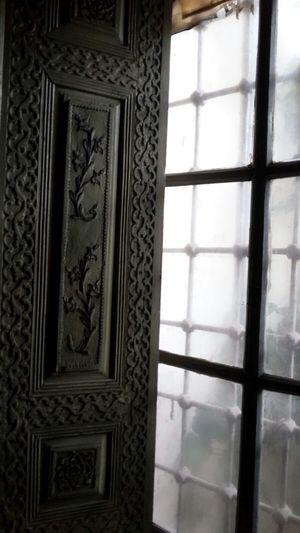Oldiest Historic Building Capturing History Window Light Window View