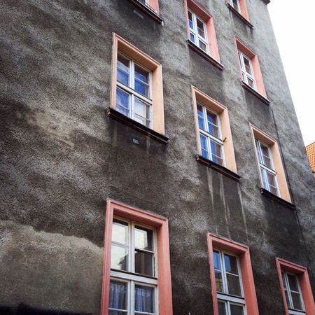 Building Exterior Window Architecture Built Structure No People Day Outdoors City Gdansk Sunny Day Walking Around The City  Home