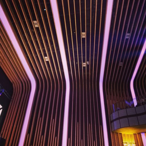 EyeEm Selects Architecture Indoors  Illuminated Multi Colored Madrid Indoors  Theatre Platea Arts Culture And Entertainment Details Interior Detail