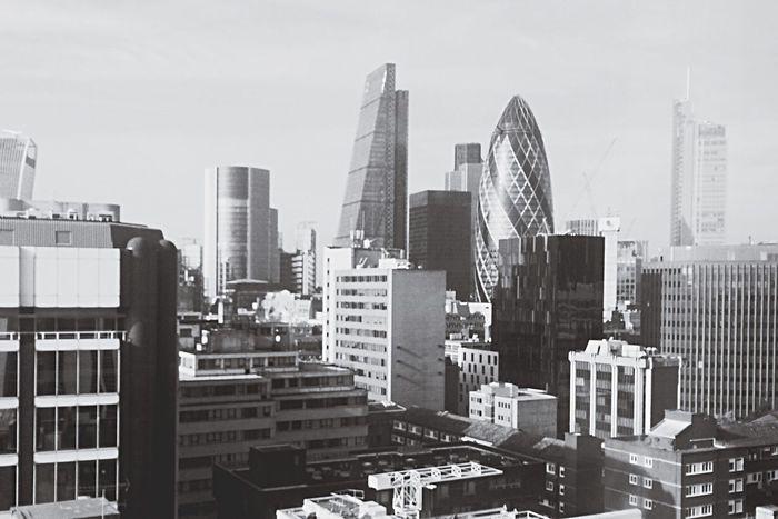 London Gherkin urban landscape Urban Icon