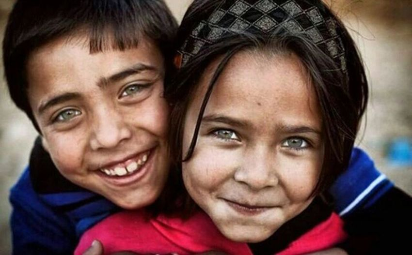 Little beauties... Portrait Color Portrait Inocent Faces Beautiful Eyes Smiley Faces Children Photography Around The World People Photography