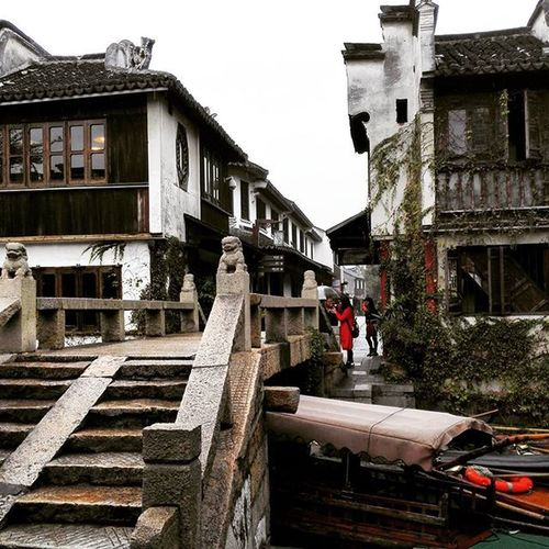 Go Travel and Learn about Real Life. Thisisreef Mylifemypassionmynameisreef Suzhou Zhouzhuang China My2Cents