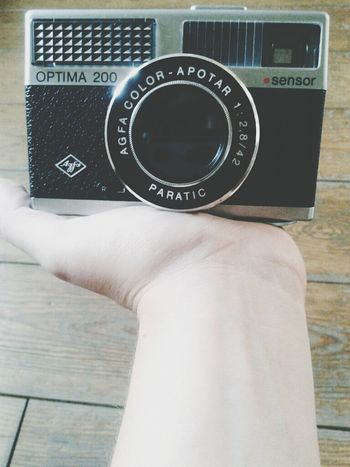 gotta love analog camera's Camera Vintage Old Awesome