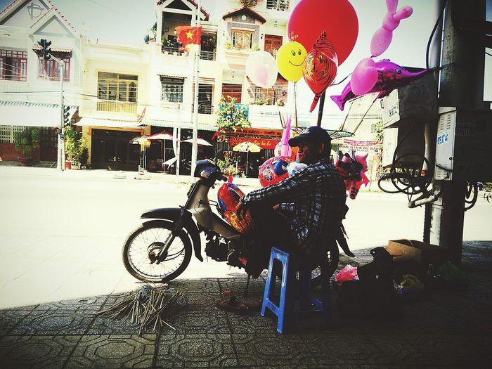 Tết Tetholiday Vietnamese Vietnam Baloons NewYear ấtmùi