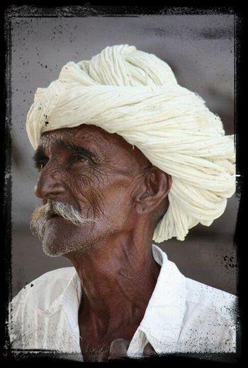 Radjastan in India.