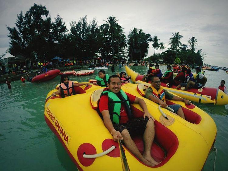 Sundul Gan, xoxoxooo.. (y) Relaxing Beach Island