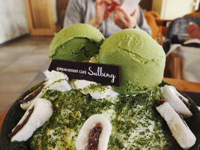 Seoul Sweets Matcha