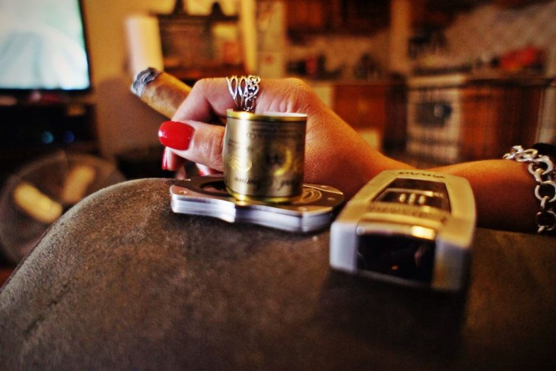 It is what it is Cigar My Life What Now Rednails