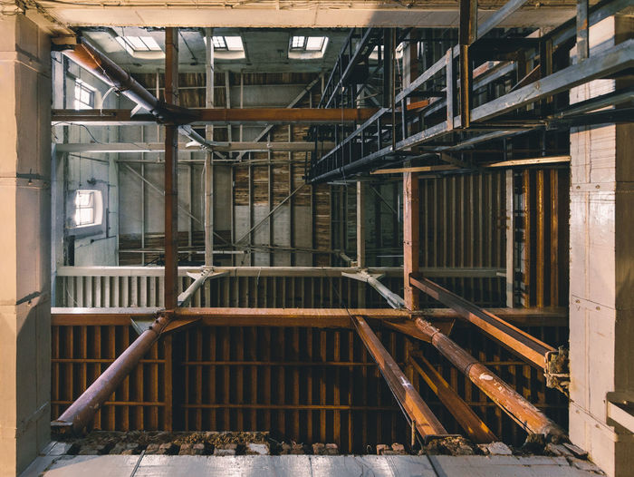 Abandoned Architecture Built Structure Demolition Indoors  Lookup Old Buildings The Week On EyeEm