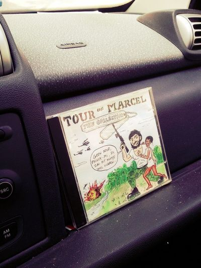 Off To Belgium's Got Talent..with The Right Soundtrack...