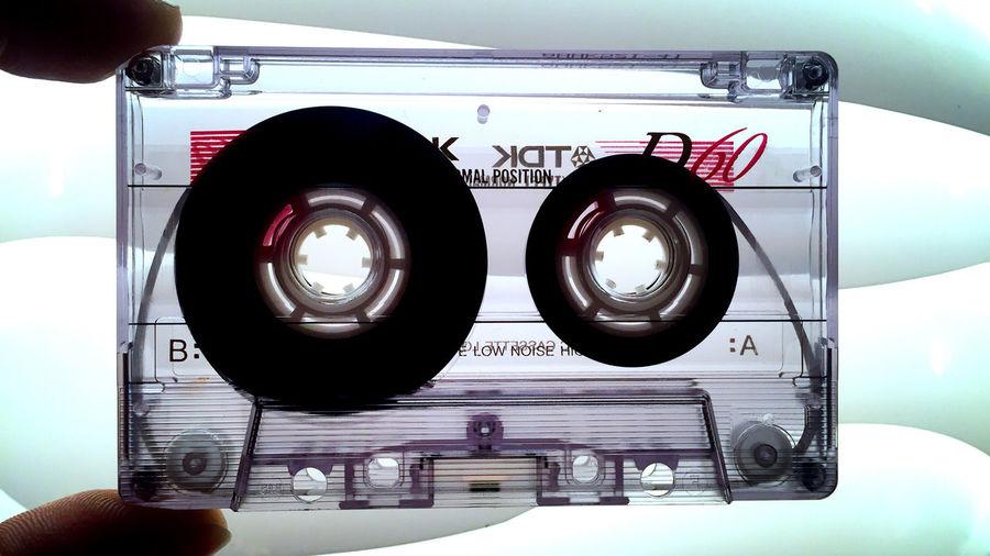 MC 80s Aufnahmekassette Cassette Cassette Recorder High Key Kassette MC Micro Cassette Music Music Cassette Record Recorder