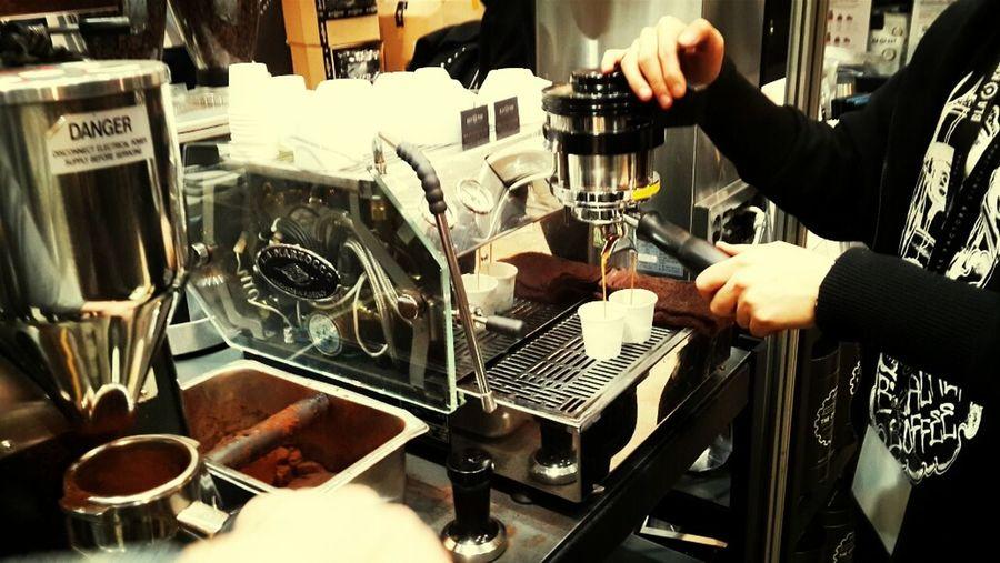 Fine Espresso, Nero juicy