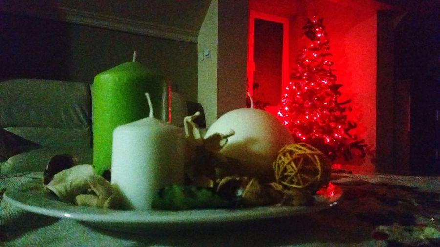 Christmas Christmas Lights Decoration Happiness