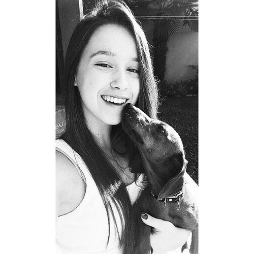 Pet provisório Lola Dog Salsicha Cute