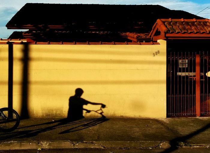 43 Golden Moments Shadows & Lights Bikers Bike Shadow Street Life Streetphoto Golden Hour Saojosedoscampos Colour Of Life The City Light The Street Photographer - 2017 EyeEm Awards Paint The Town Yellow The Week On EyeEm EyeEmNewHere