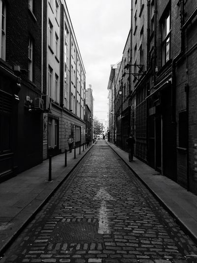 Dublin Alley Alley Alleyway Dublin