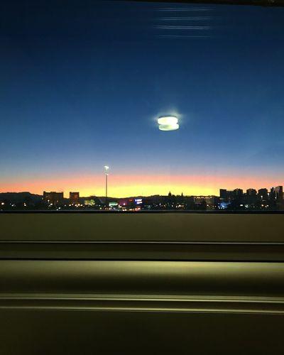 Illuminated Night Road Sky City Las Vegas Lv Pray Prayforvegas Mandalaybayview My Window Dorm View Paradox Peaceful Yet Chaotic 😚 😚 Be Safe Grounded
