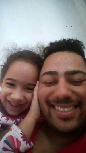 Minha filha meu tudo minha vida