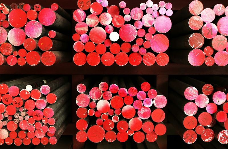 Megacity Abstract Minimalism Minimalobsession Matrix Geometric Shapes Colours Red