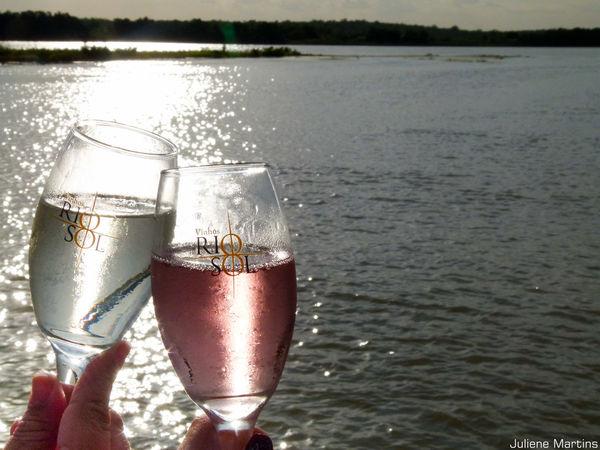 São Francisco River Vinícola Rio Sol River Wine Glasses Sunset Sky Petrolina Sunglasses Happy Day Summer Beautiful Day Beautiful Nature