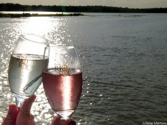 São Francisco River Vinícola Rio Sol River Wine Glasses Sunset Sky Petrolina Sunglasses Happy Day Summer Beautiful Day Beautiful Nature