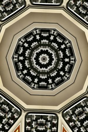 Kaleidoscope Pattern, Texture, Shape And Form Envision The Future Capture Berlin