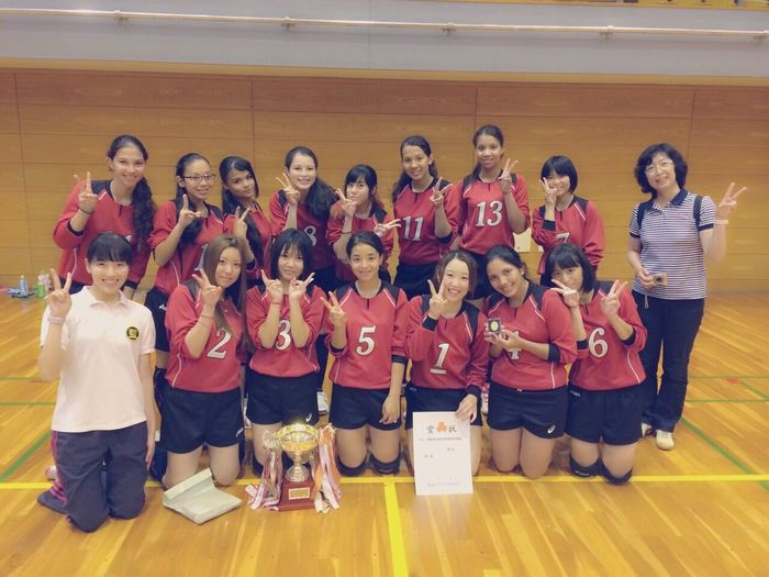 RePicture Team Volleyball❤ We Win Championship