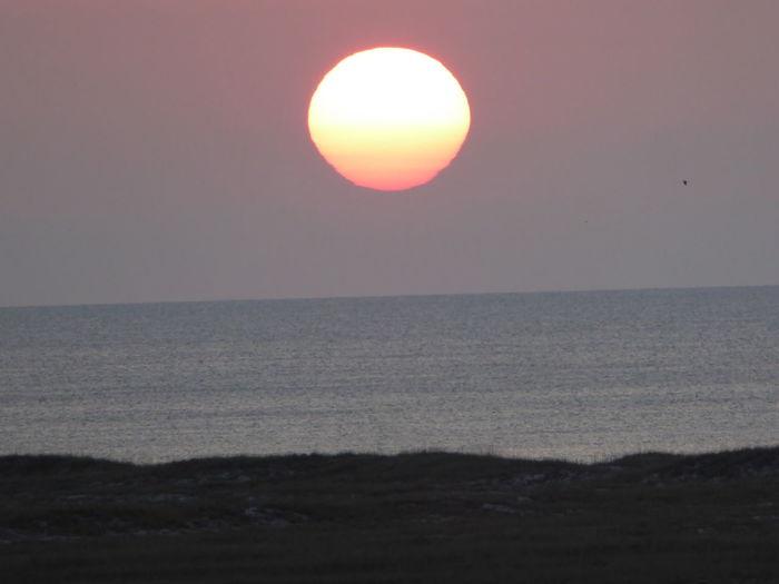 Sun Rise on the