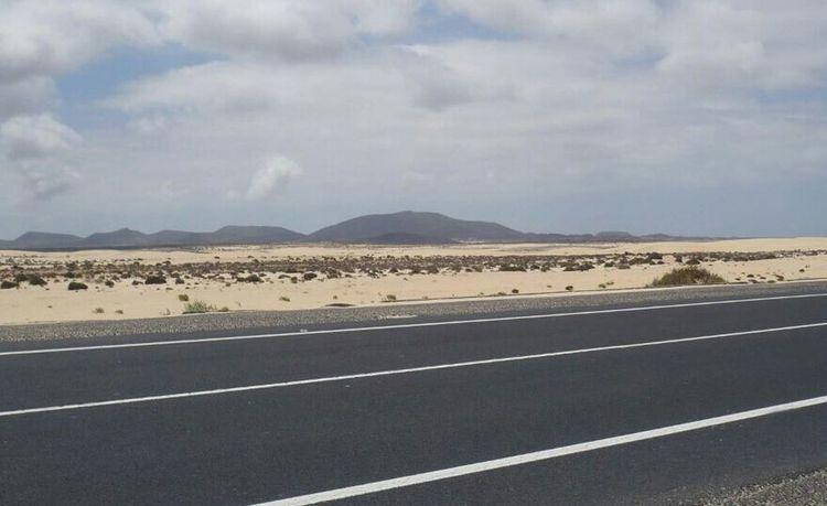 Corralejo (Fuerteventura, Spain) Fuerteventura Landscape