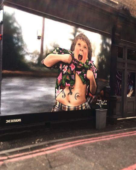 Truffle shuffle! Goonies Gooniesneversaydie Truffleshuffle Camden Town