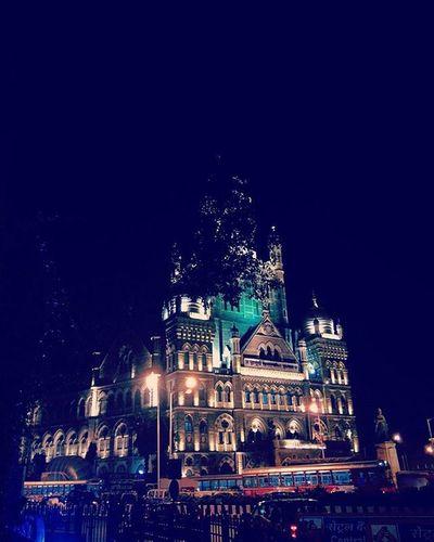 Jbclickz Nightshot Mumbai Nightlife Instamumbai Mymumbai Monument Bombay Bombaymuncipalcorporation Lights