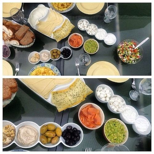 Israelibreakfast Foodtime LetsEat
