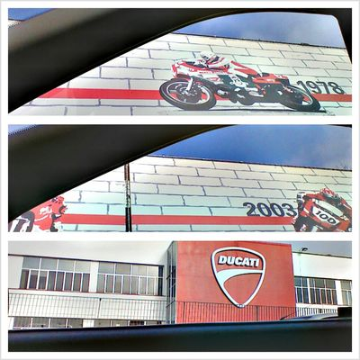 Ducati Drive By Shooting One Two Three Short Story