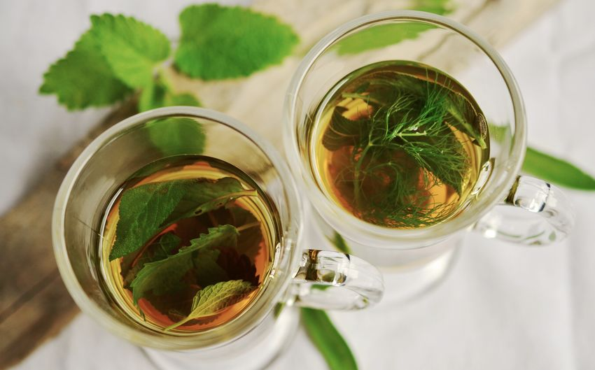 Drink Food Food And Drink Freshness Glass Glass - Material Healthy Eating Herb Herbal Tea Hot Drink Indoors  Leaf Mint Leaf - Culinary Mint Tea No People Plant Part Refreshment Table Tea Tea - Hot Drink Tea Cup Wellbeing