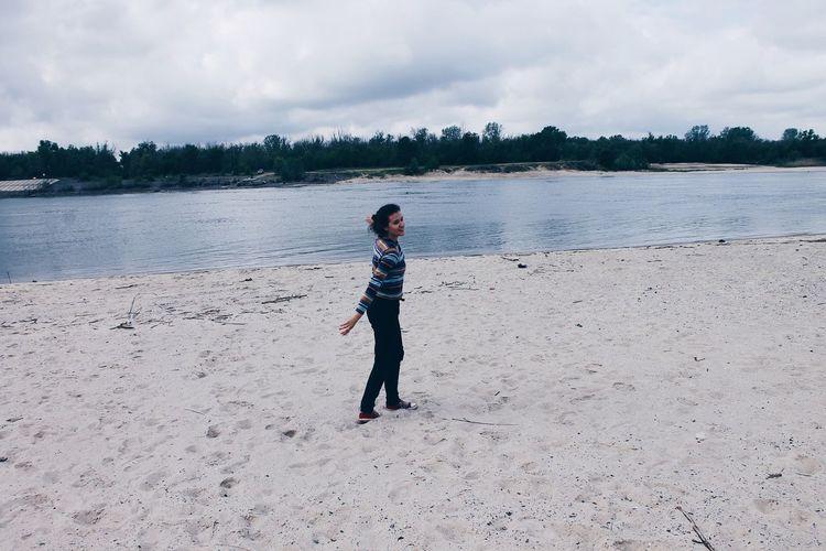 Water Child Full Length Childhood Beach Sea Sand Standing Pets Boys Shore Tranquil Scene Ocean Wave Surf Sandy Beach Crashing Surfer Rushing Pebble Beach Horizon Over Water Idyllic Scenics Countryside Calm Tranquility Coast Hiker EyeEmNewHere