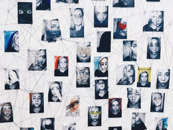 Faces Wales Cardiff Cardiffschoolofartanddesign Contemporary Artgallery Exhibition Art Check This Out Photography Taking Photos